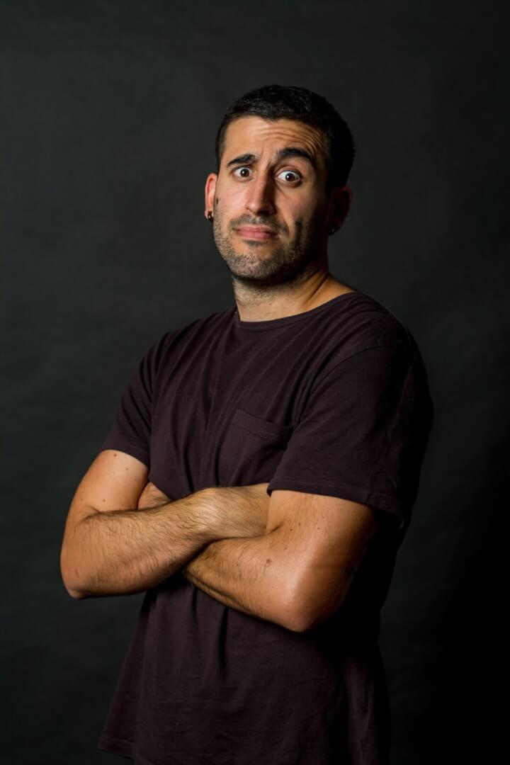 Monólogo de Mikel Bermejo