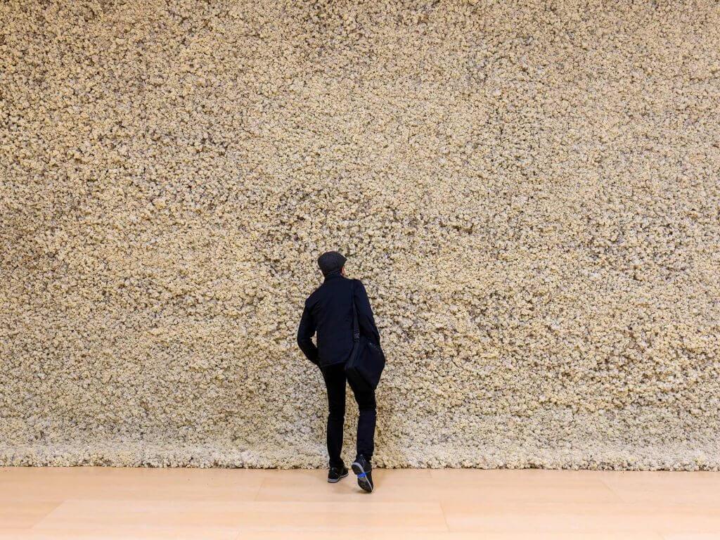 """""""En la vida real"""" Exposición de Olafur Eliasson en el Museo Guggenheim de Bilbao"""