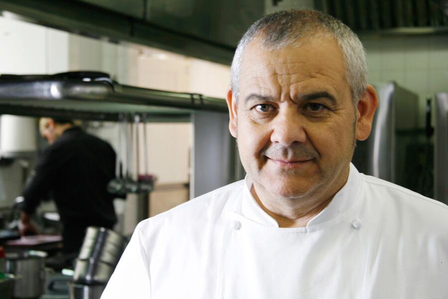 Chef Daniel García - Zortziko