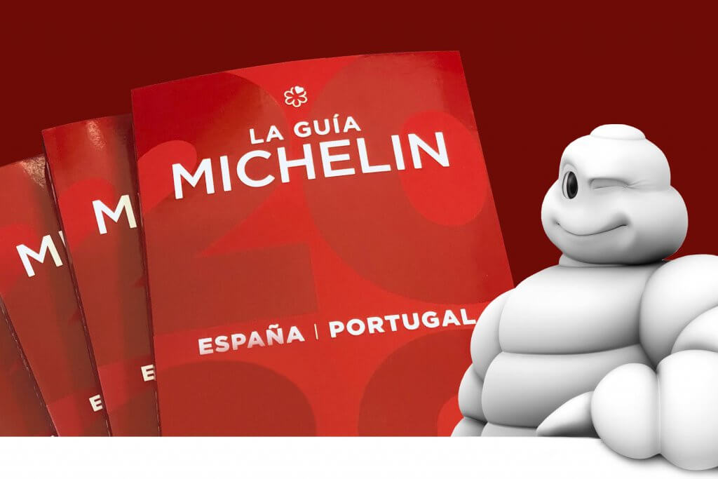 La Guía Michelín España y Portugal 2020