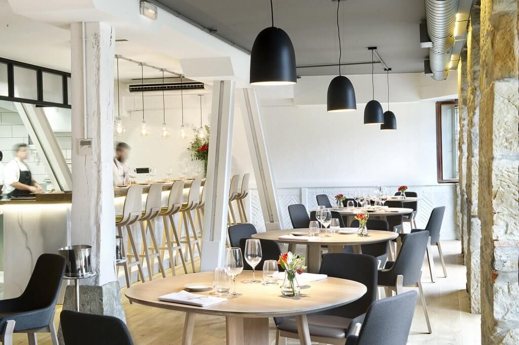Restaurante Mina en Bilbao - Una Estrella Michelín. - Restaurante Mina en Bilbao