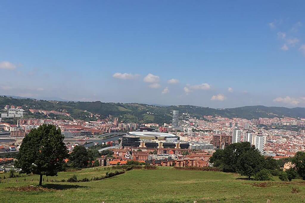 Cervecera Cobetas, cocina tradicional y casera con vistas a Bilbao. - Cervecera Cobetas Bilbao