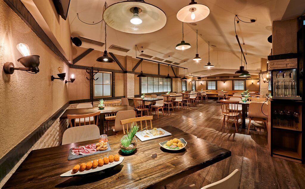 Code Bilbao, your restaurant in the center of Bilbao. - CODE Bilbao. Tu bar, restaurante y lounge en el centro de Bilbao