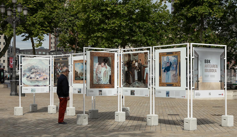 La Ruta Del Arte - Programa BBK - Museo Bellas Artes de Bilbao