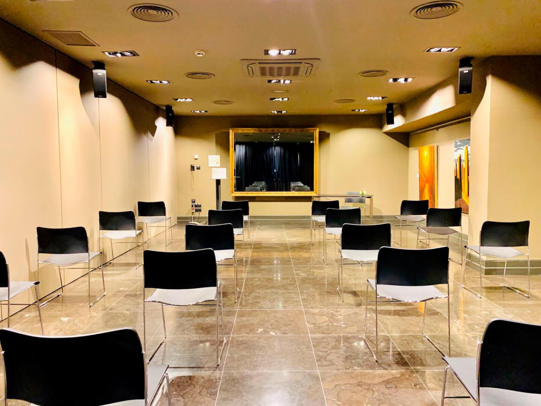 Espacio para eventos Yimby en Bilbao