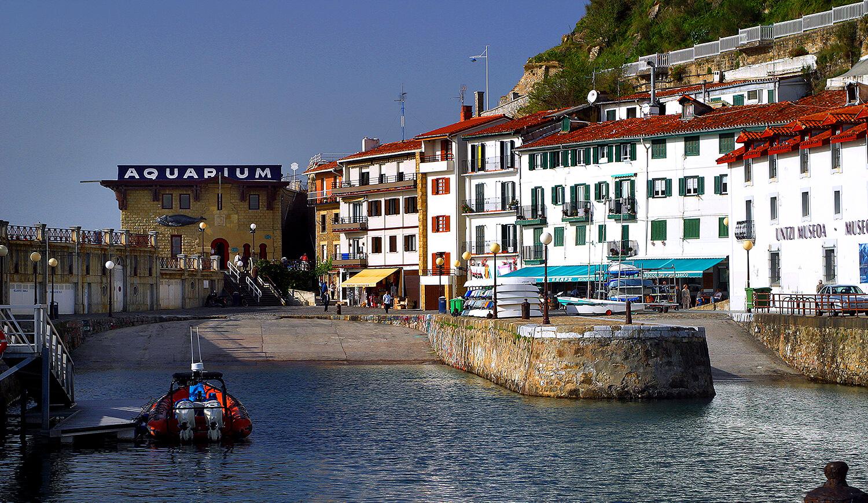Aquarium San Sebastián Donostia