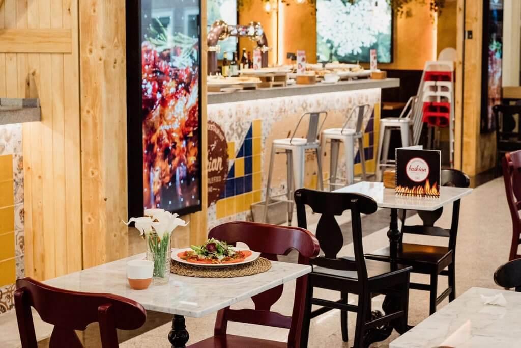 Baskian en Zubiarte Bilbao, sabores de siempre actualizados %%sep%% %%sitename%%
