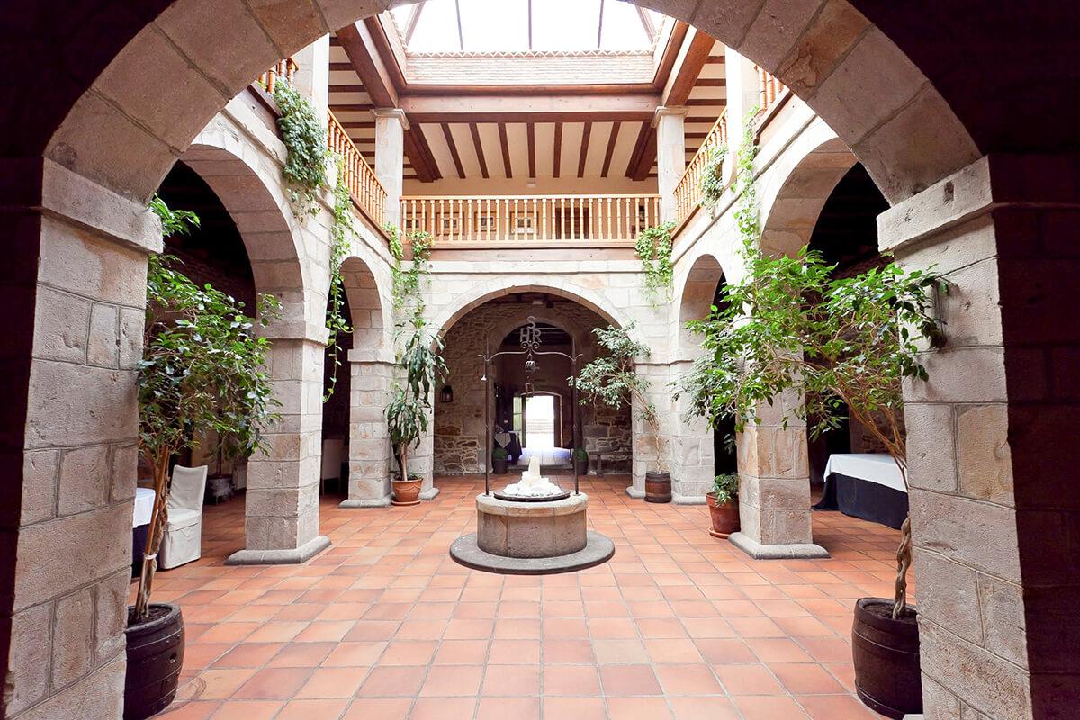 Claustro del Convento San Roque