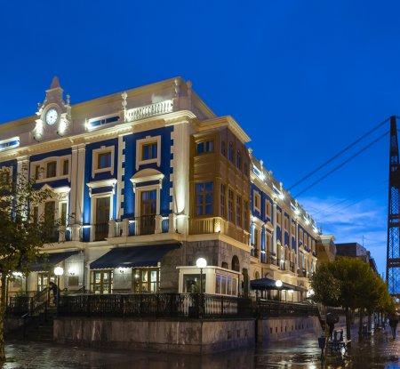 Puente Colgante Boutique Hotel - Hoteles Cerca Bilbao