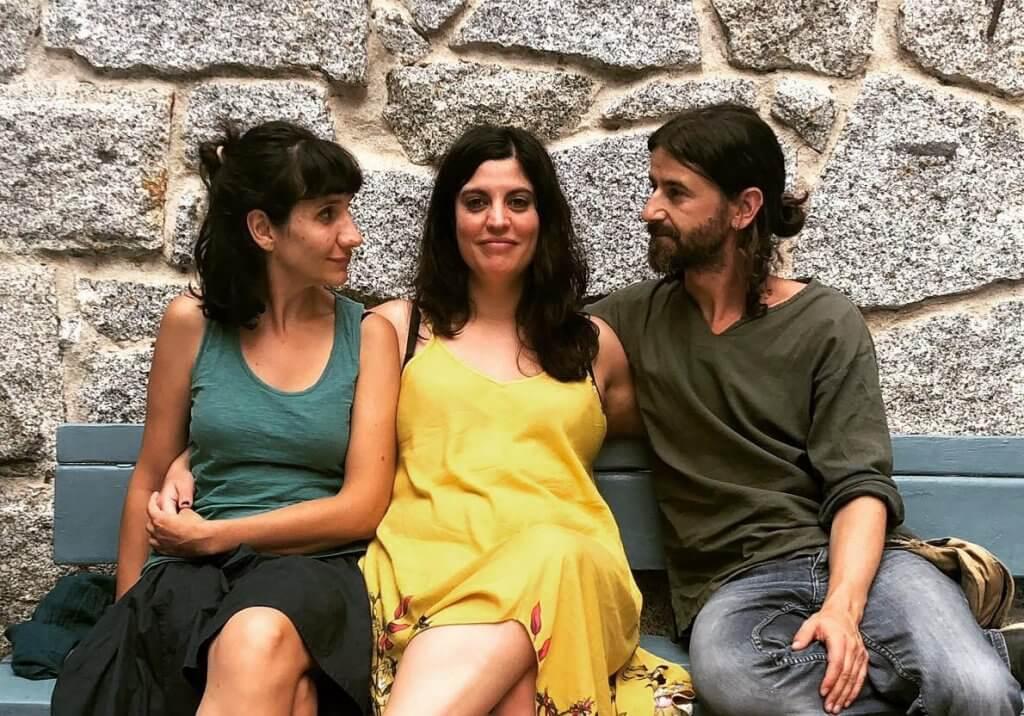 Konpartitu presenta en el Teatro Campos el folk de Tría