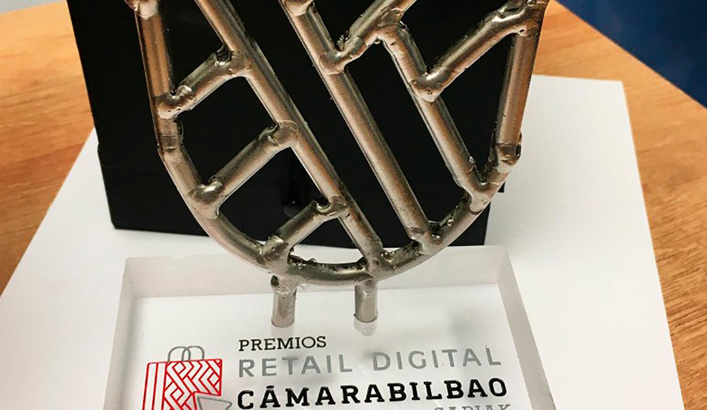 GARCÍA MOTOS recibe el premio a la Mejor Web de Comercio electrónico
