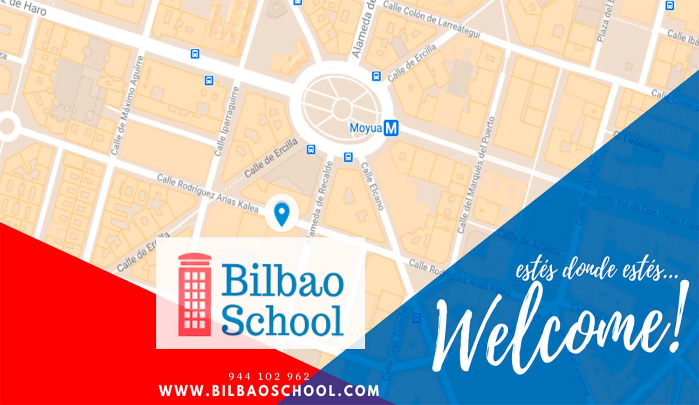 Welcome Bilbao School