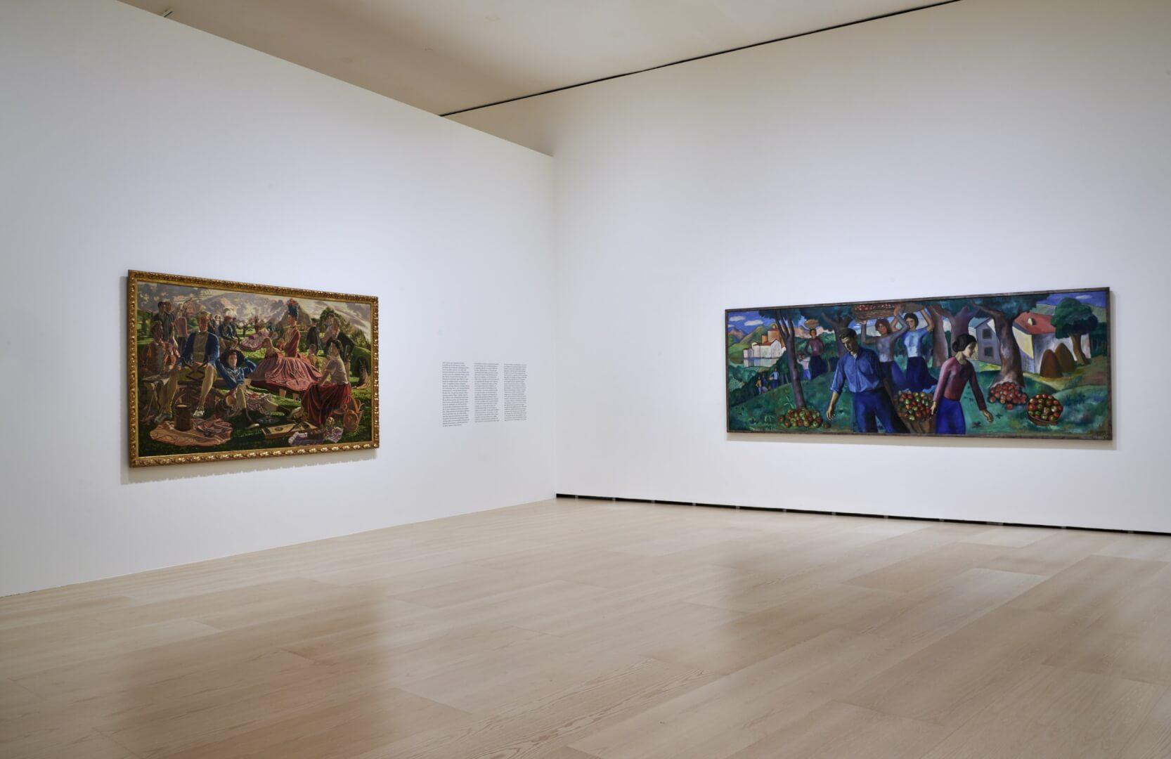 La exposición nos acerca al Bilbao de 1800