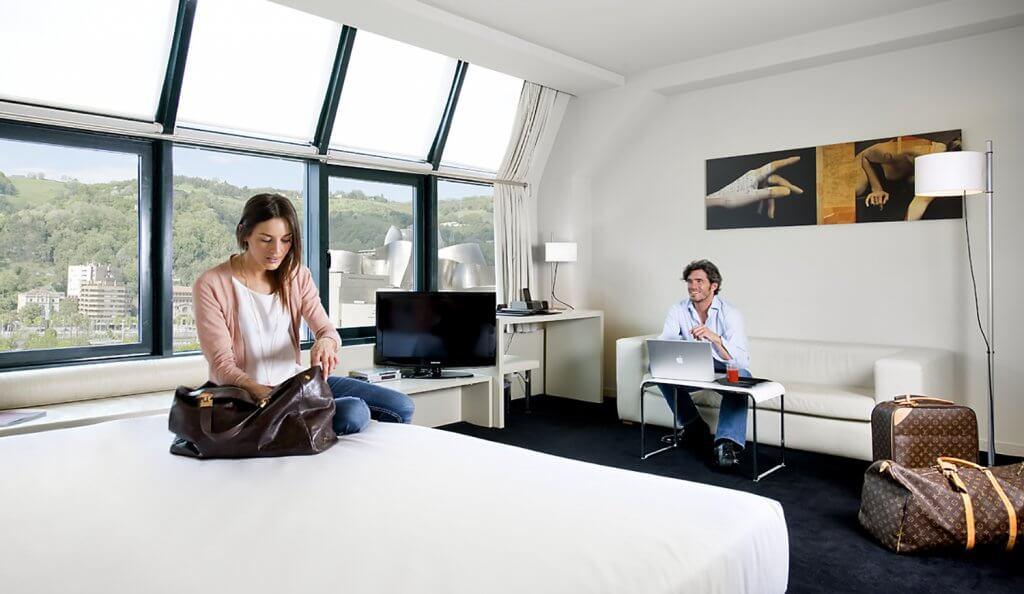 Irresistible Oferta en el Hotel Miró de Bilbao