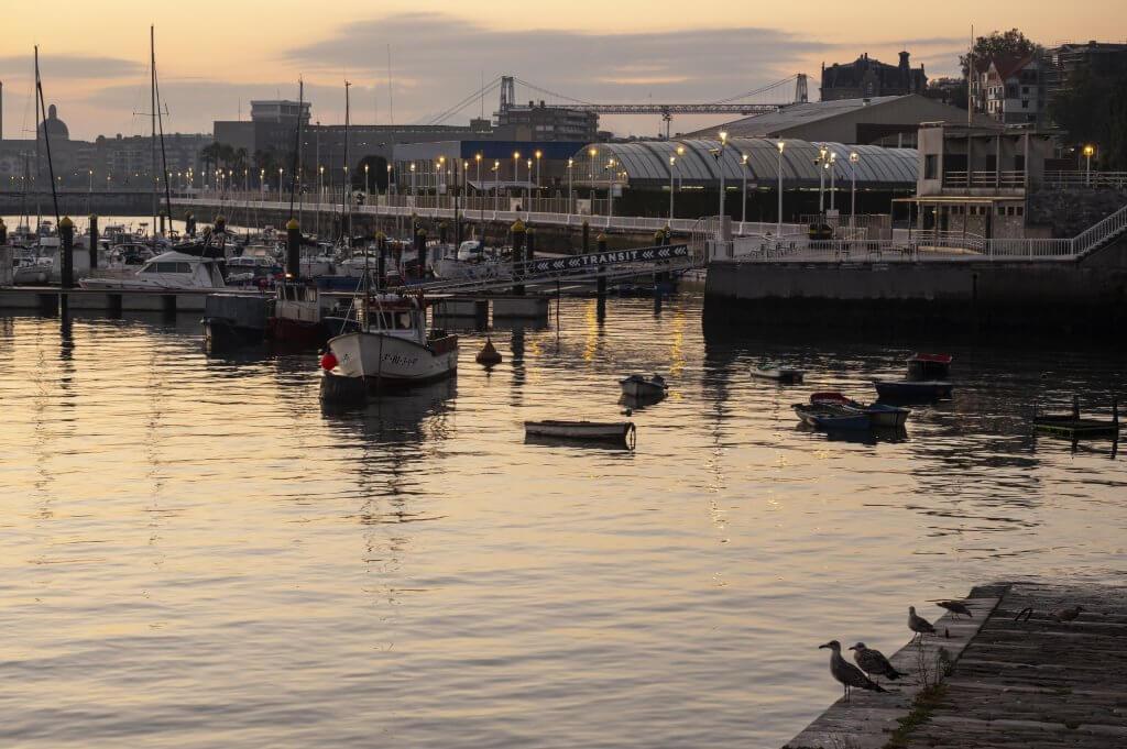 Paseo marítimo de Santurtzi