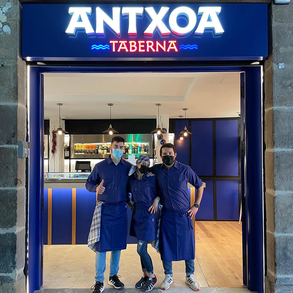 ANTXOA TABERNA Templo de la anchoa del Cantábrico %%sep%% %%sitename%% Bilbao - Antxoa Taberna Bilbao