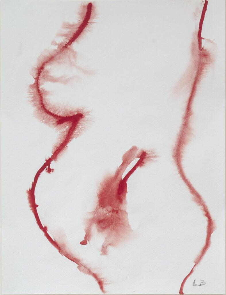 Louise Bourgeois, Pregnant Woman, 2007