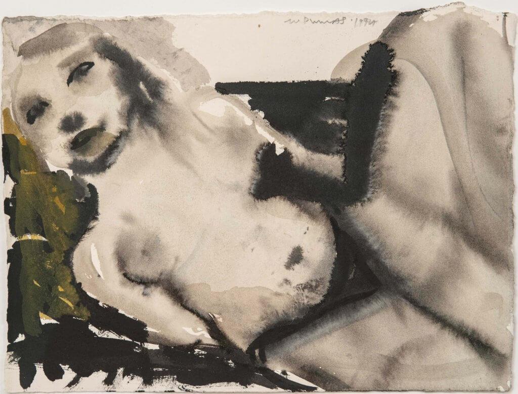 Marlene Dumas. Untitled. 1994