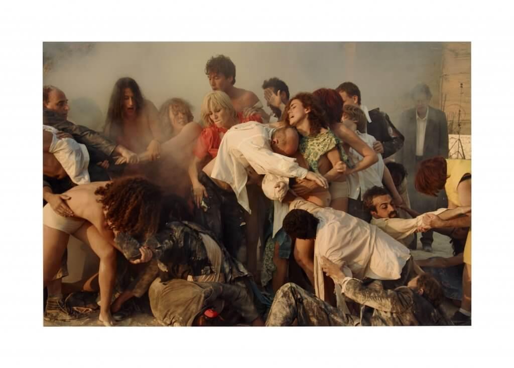 Eve Sussman. Disintegration at Hydra, 2005