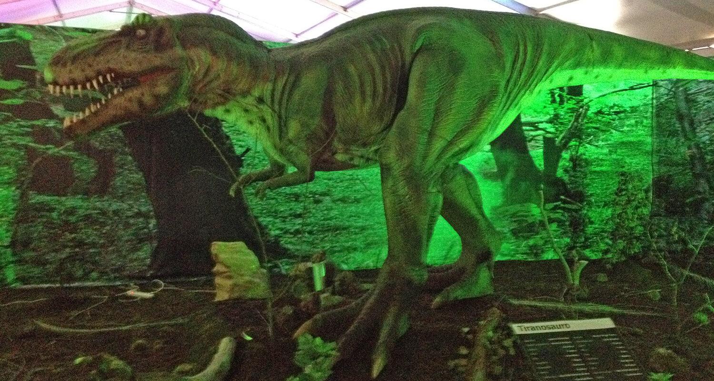 Dinosaurs World en Deusto Expo Center