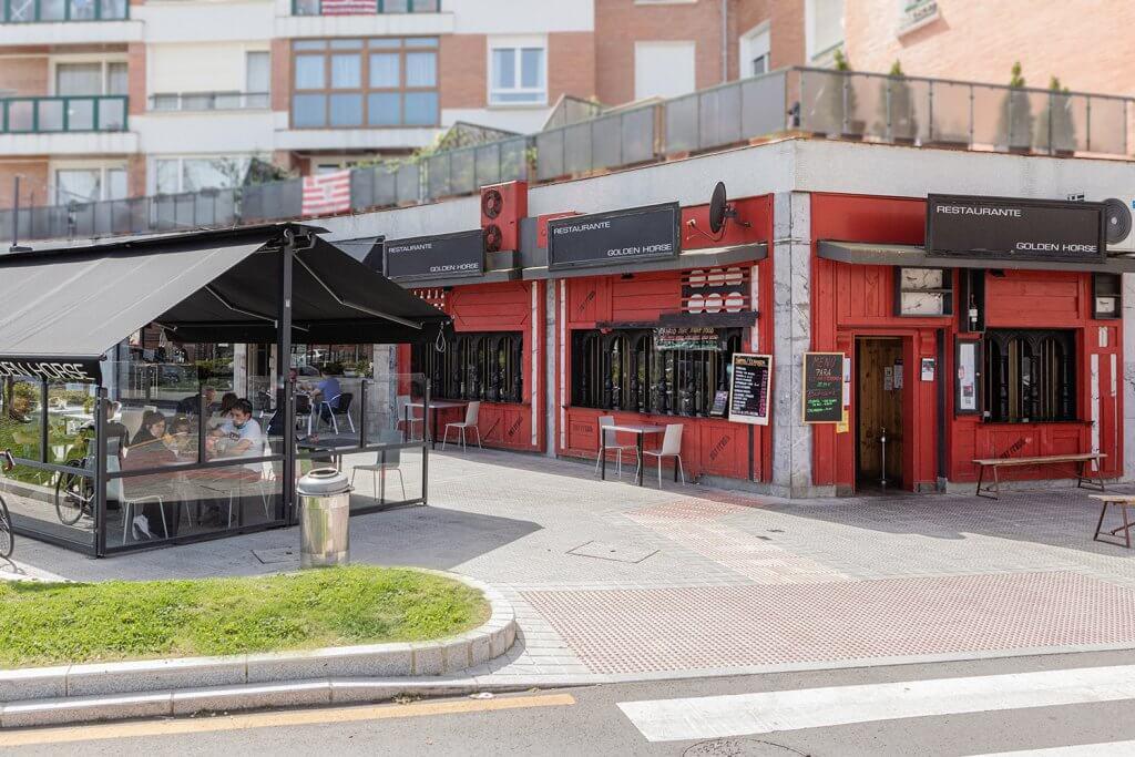 Restaurante asiático Golden Horse en Algorta, Getxo %%sep%% %%sitename%% Bilbao