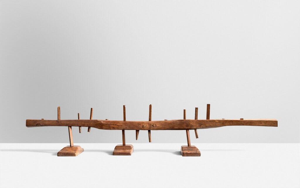 Pieza de Mendiburu en el Museo de Bellas Artes de Bilbao