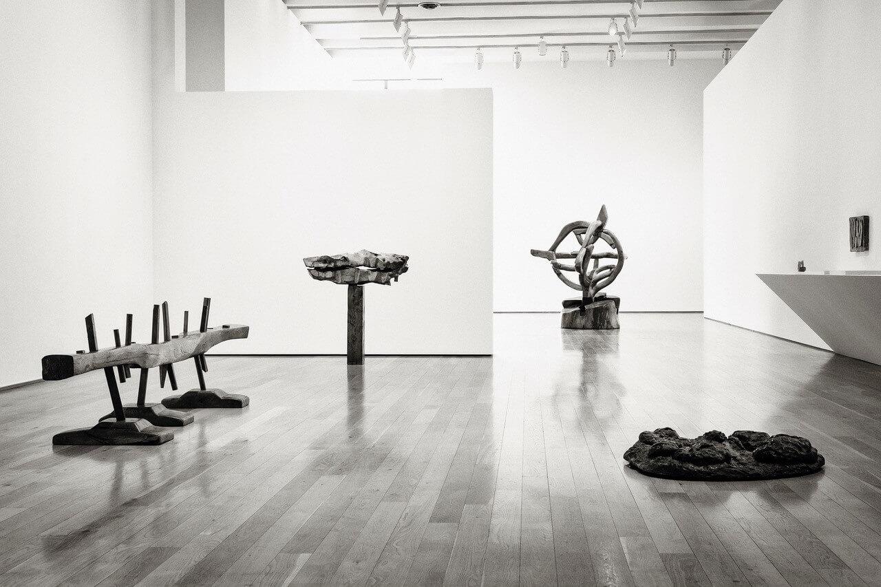 Exposición retrospectiva de Mendiburu en el Museo de Bellas Artes de Bilbao