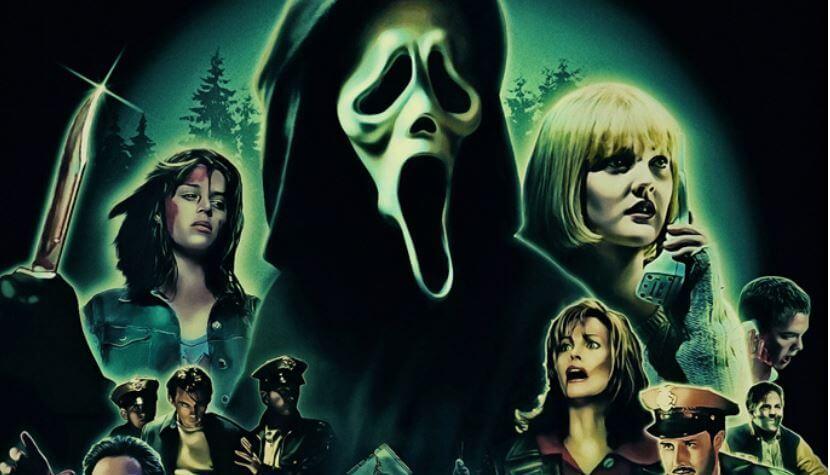 La mítica Scream, de Wes Craven