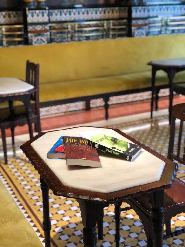 Día del libro en Bilbao con el Grupo Iruña