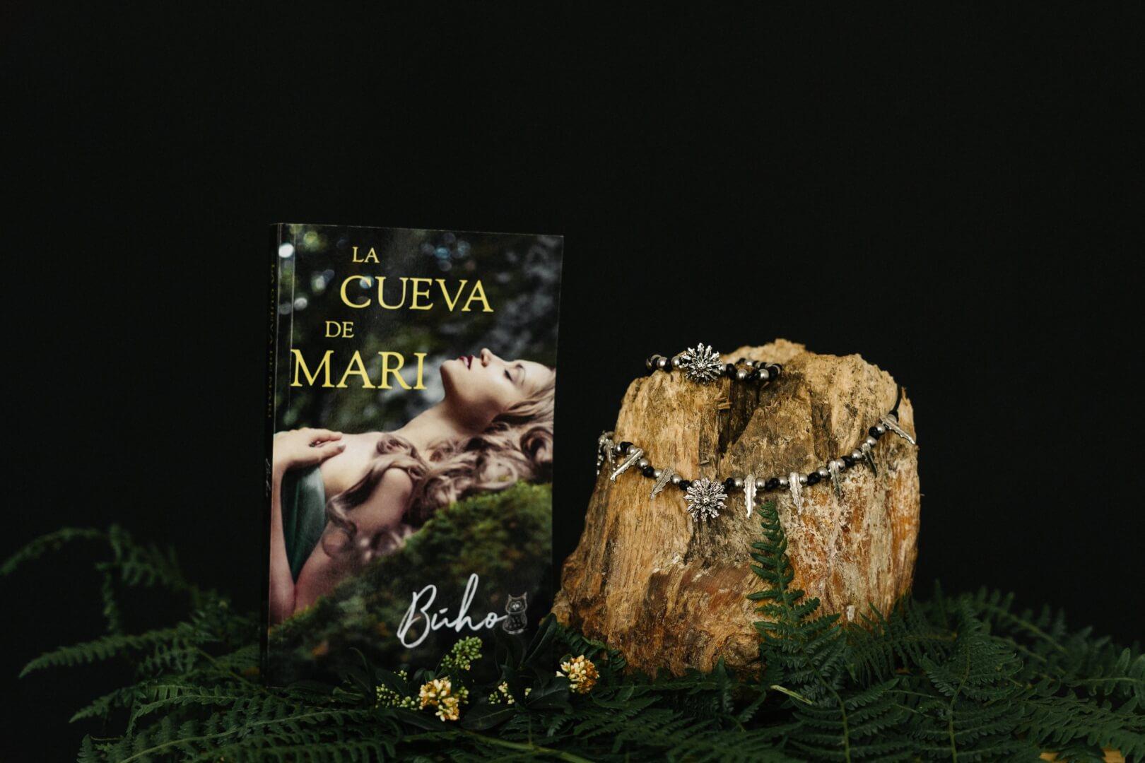 """Llévate el libro """"La Cueva de Mari"""" de la escritora Búho"""