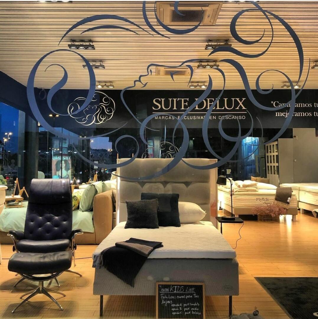 Tienda Suit Delux Leioa.