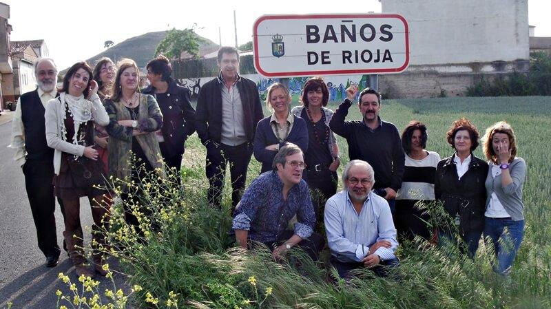 Excursión de socios de ALEA a la Rioja