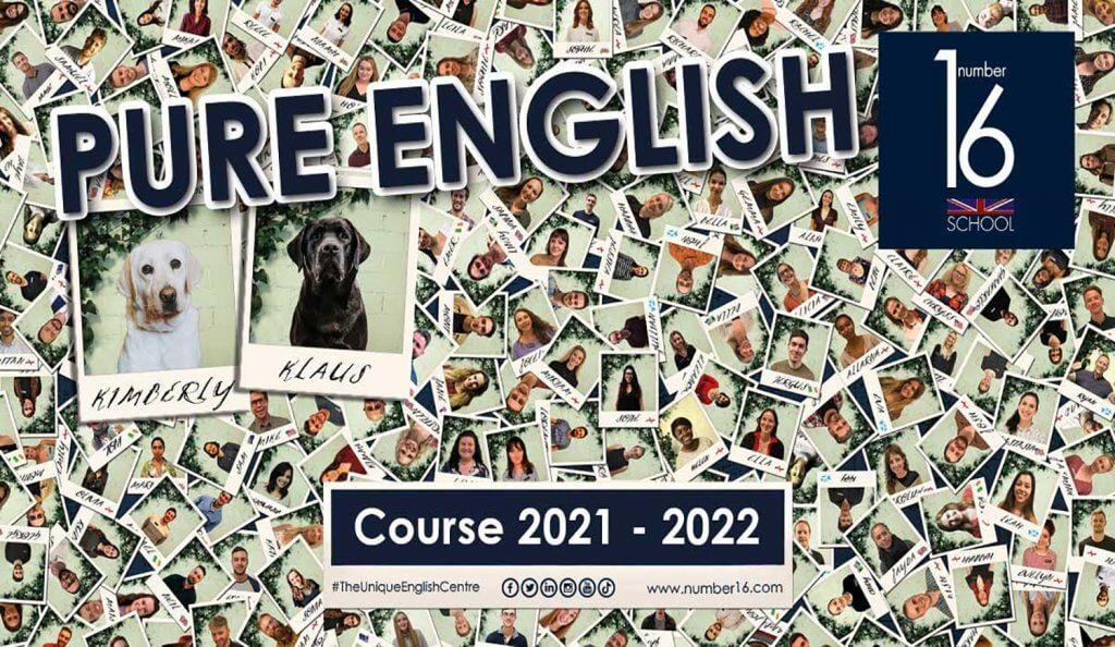 pure english