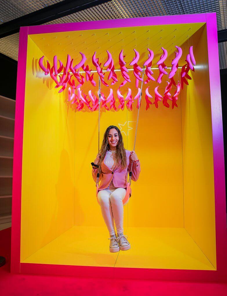 ¿Quieres vivir la experiencia más dulce del mundo? ¡Max Center presenta Sweet Gallery!