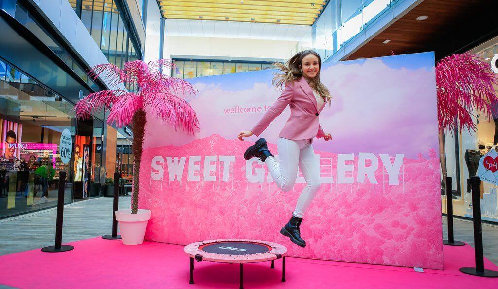 Sweet Gallery en Max Center