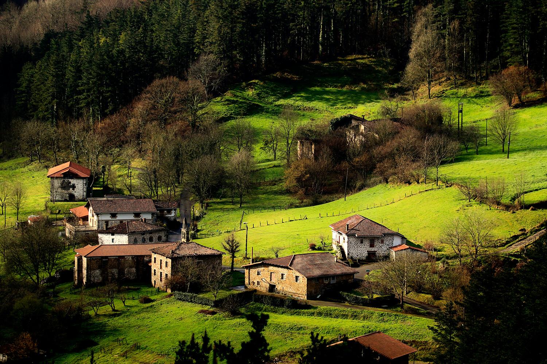 Planes con niños para este otoño, sin salir de Euskadi
